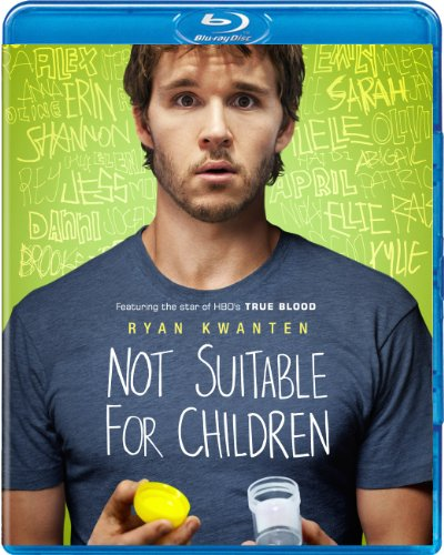 Not Suitable for Children [Blu-ray] DVD