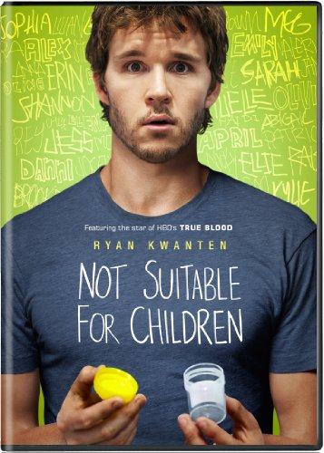 Not Suitable for Children DVD