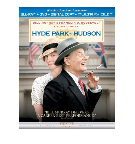 Hyde Park on Hudson [Blu-ray] DVD