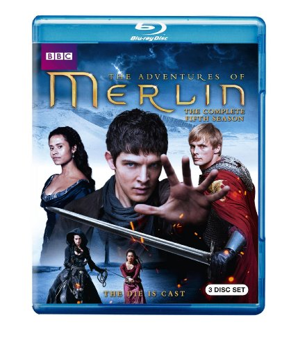 Merlin: The Complete Fifth Season  DVD