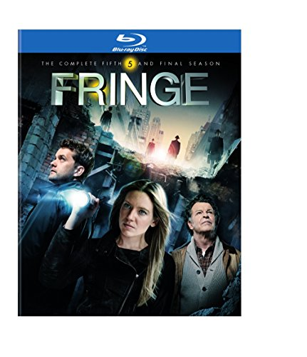Fringe: The Complete Fifth Season [Blu-ray] DVD