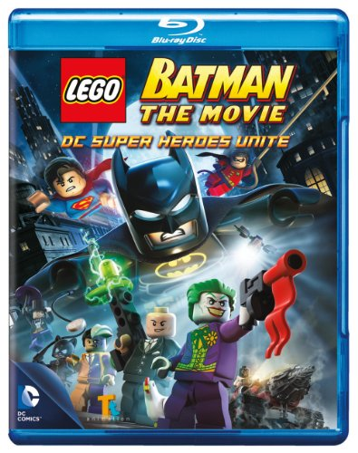 Lego Batman: The Movie - DC Super Heroes Unite cover