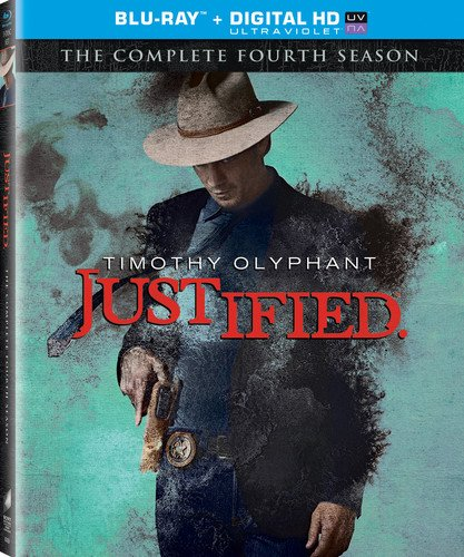 Justified: The Complete Fourth Season [Blu-ray] DVD