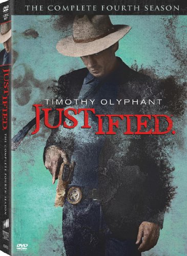 Justified: The Complete Fourth Season DVD