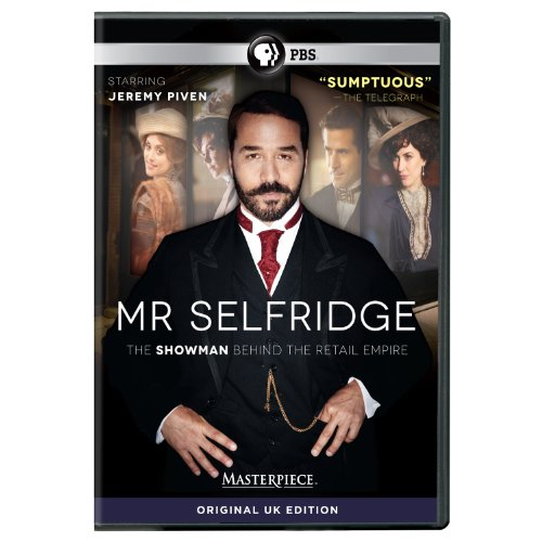 Masterpiece Classic: Mr. Selfridge  DVD