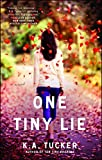 Book One Tiny Lie KA Tucker