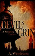 Book Cover: The Devil's Grin by Annellie Wendeberg