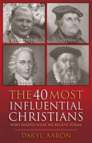 The 40 Most Influential Christians: Who Shaped What We Believe Today