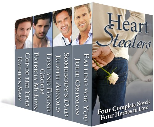 Heart Stealers by Patricia McLinn, Judith Arnold, Julie Ortolon, and Kathryn Shay
