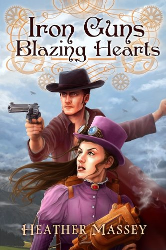 Book Iron Guns - Heather Massey