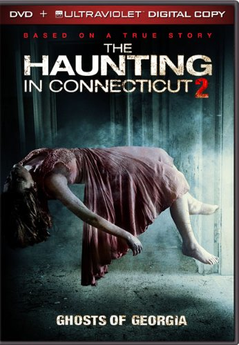 A Haunting in Connecticut 2: Ghosts of Georgia DVD