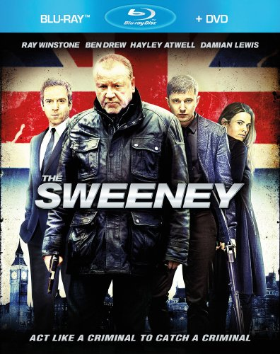 The Sweeney [Blu-ray] DVD