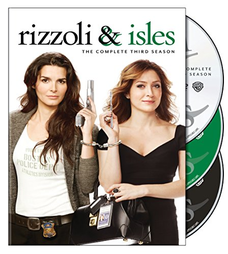 Rizzoli & Isles: The Complete Third Season DVD