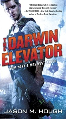 eBook Deal: Get THE DARWIN ELEVATOR (Book #1 of Dire Earth Cycle) by Jason Hough for $1.99