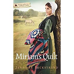 Miriam's Quilt (Forever After in Apple Lake)
