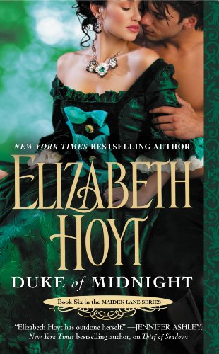 RITA Reader Challenge: Duke of Midnight by Elizabeth Hoyt