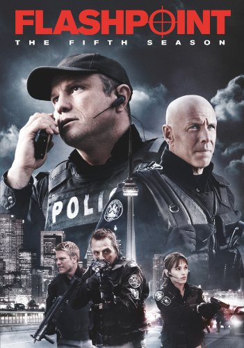 Flashpoint: The Fifth Season DVD