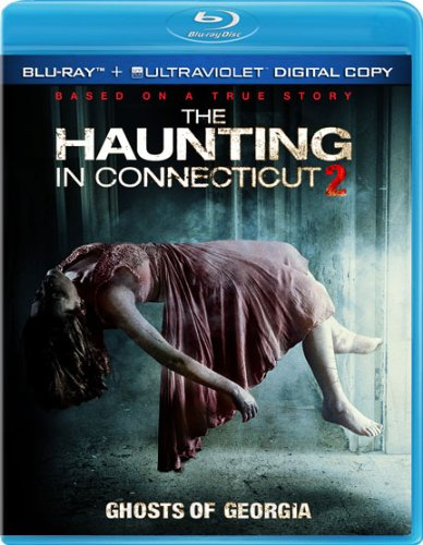 A Haunting in Connecticut 2: Ghosts of Georgia [Blu-ray] DVD