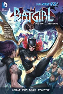 "[GUEST POST] Abhinav Jain Reviews ""Batgirl Vol. 2: Knightfall Descends"" from DC Comics"