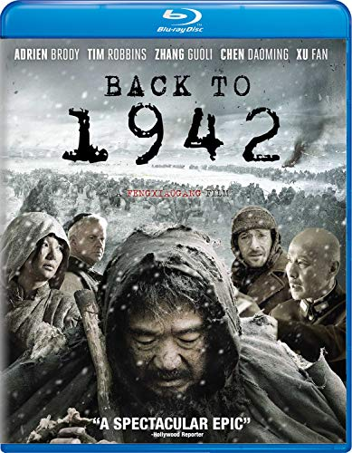 Back to 1942 [Blu-ray] DVD