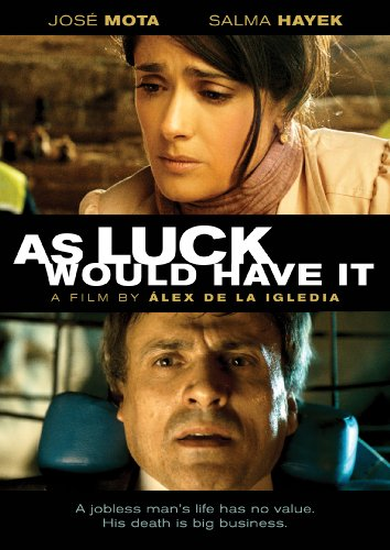 As Luck Would Have It DVD