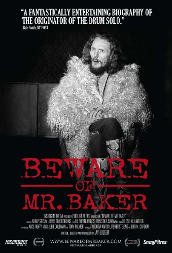 Beware of Mr. Baker DVD