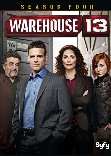 Warehouse 13: Season Four DVD
