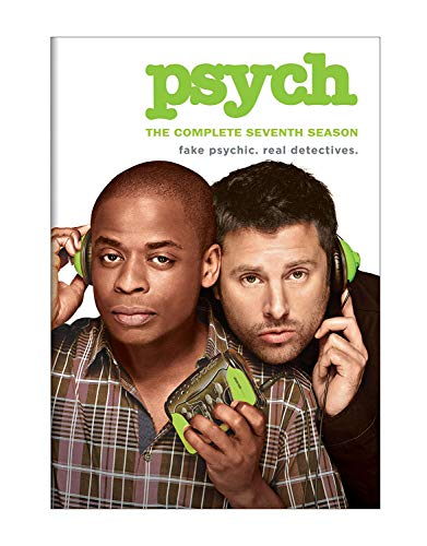 Psych: The Complete Seventh Season DVD