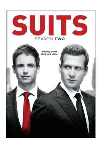 Suits: Season Two  DVD