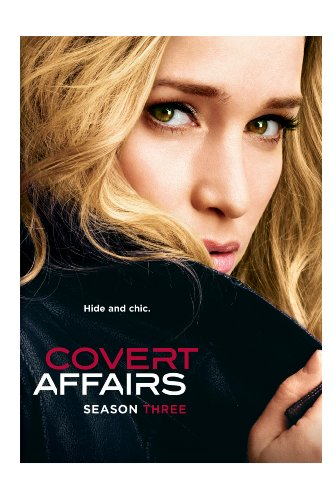 Covert Affairs: Season Three DVD