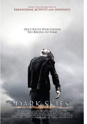 Dark Skies DVD
