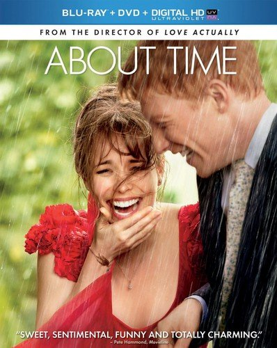 About Time  DVD