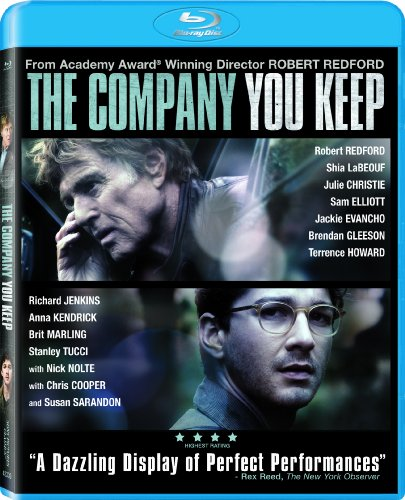 The Company You Keep [Blu-ray] DVD