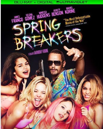 Spring Breakers [Blu-ray] DVD