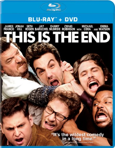 This Is The End  DVD