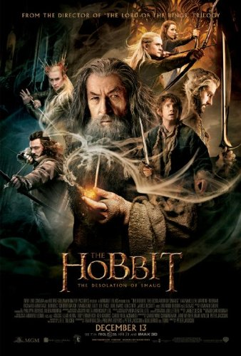 The Hobbit: The Desolation of Smaug DVD