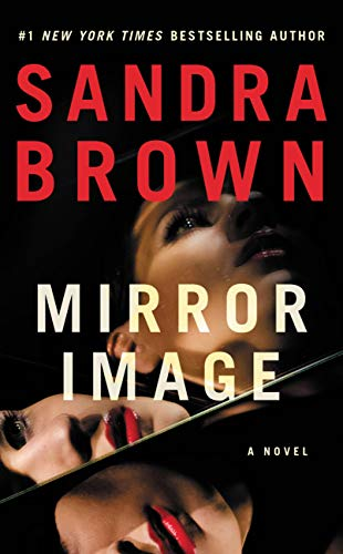 Book Mirror Image - Sandra Brown