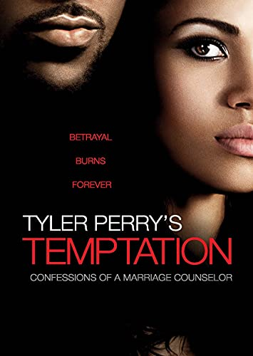 Tyler Perry's Temptation DVD