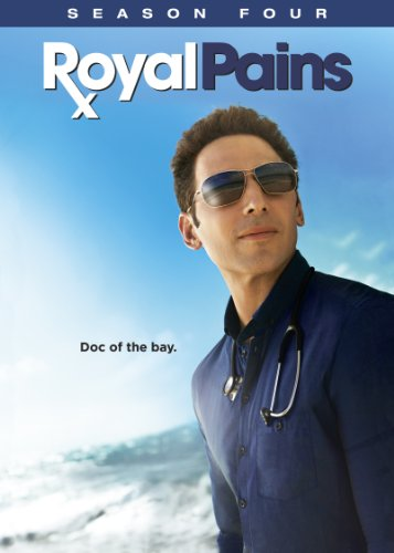 Royal Pains: Season Four DVD