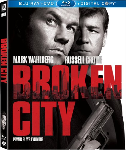 Broken City [Blu-ray] DVD