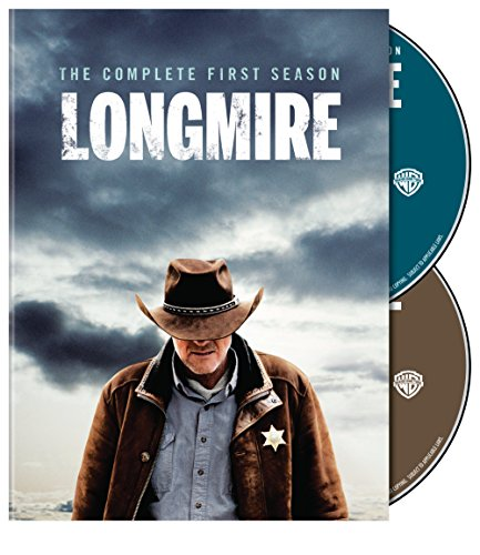 Longmire: The Complete First Season DVD