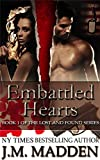 Book Embattled Hearts - JM Madden