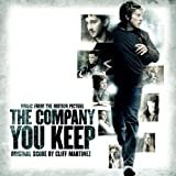 The Company You Keep Soundtrack