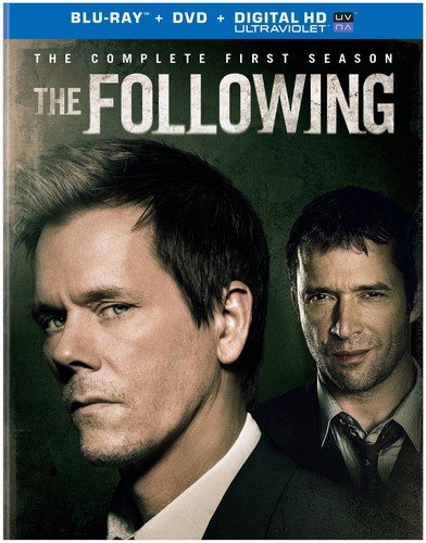 The Following: The Complete First Season [Blu-ray] DVD