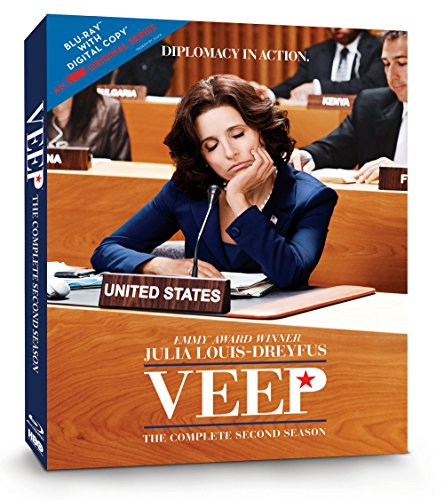 Veep: The Complete Second Season  DVD