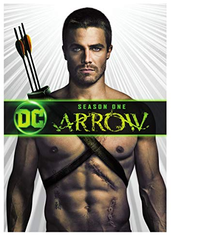Arrow: The Complete First Season DVD