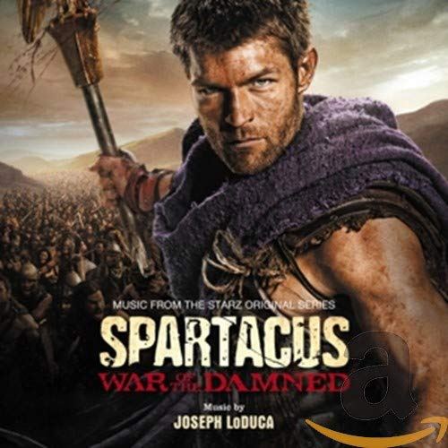 Spartacus War of the Damned OST
