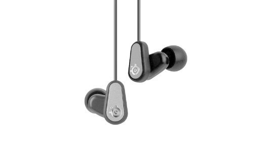 SteelSeries Flux Earbuds for Gaming and Music