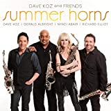 Summer Horns (Album) by Gerald Albright, David Koz, Mindi Abair,  and Richard Elliot