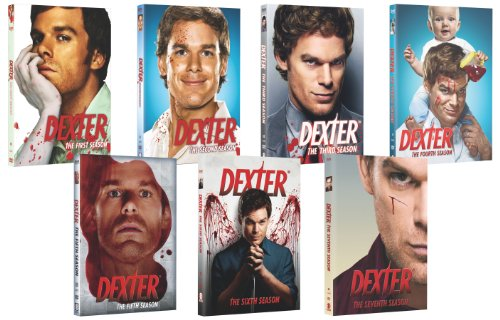 Dexter: Seven Season Pack DVD